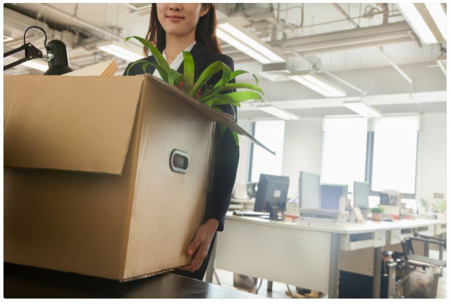 5. Canva - Moving Office Space