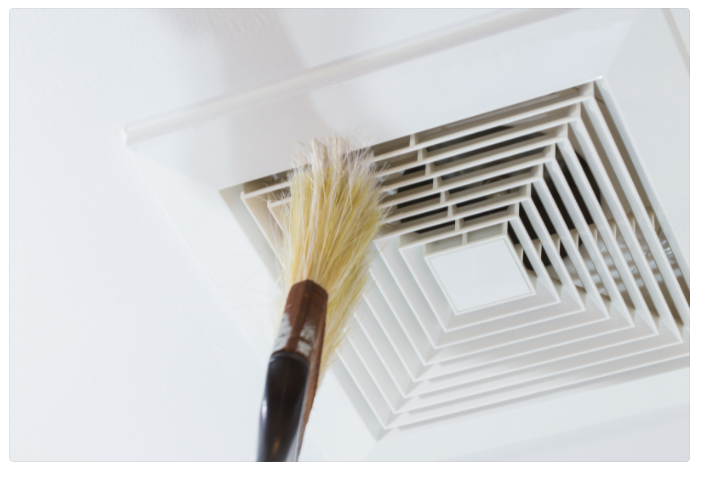 4. Dust Your Ducts